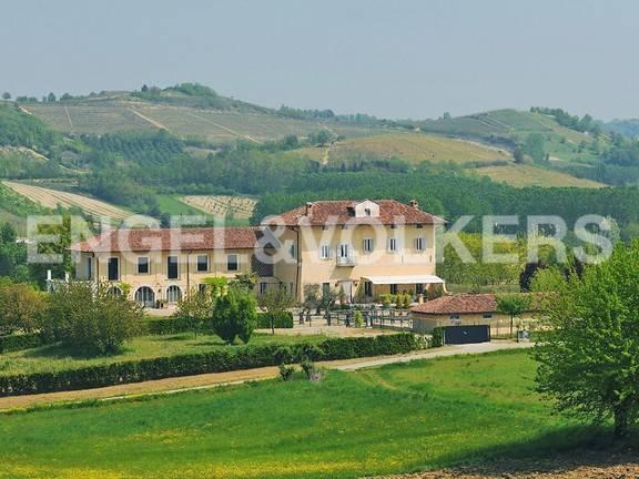 Foto 1 di Rustico / Casale via Convento, Montegrosso D'asti