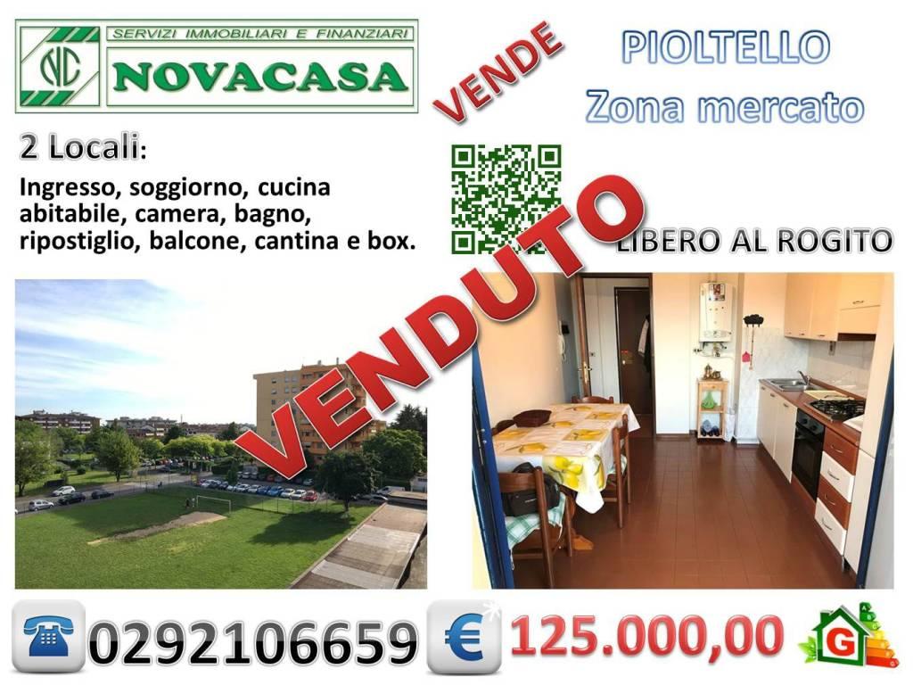 Appartamento in buone condizioni in vendita Rif. 8745855