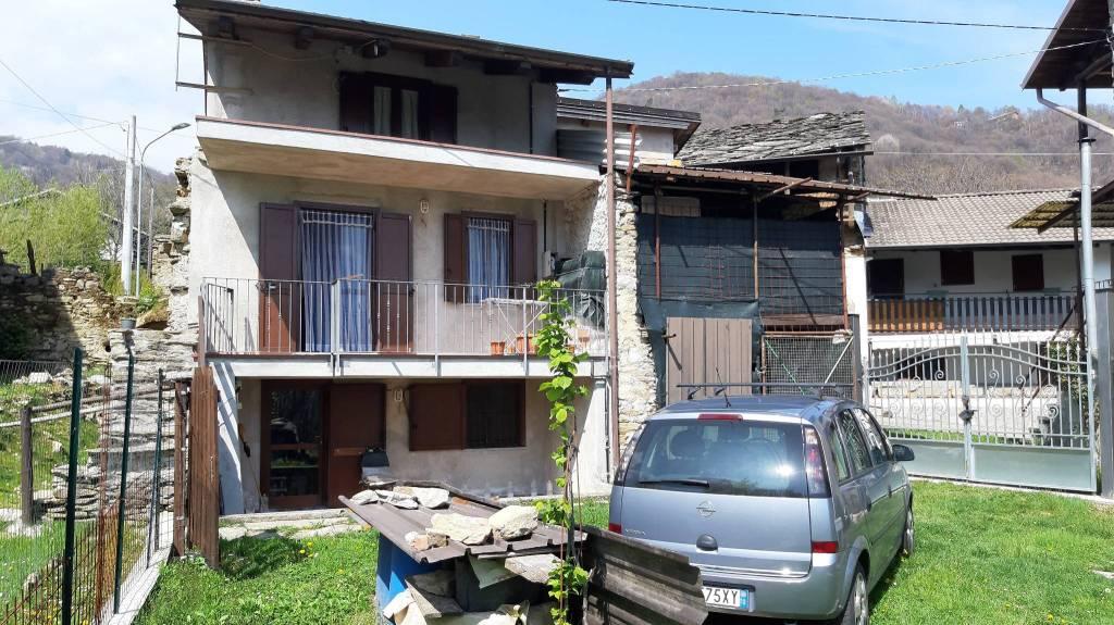 Foto 1 di Rustico / Casale Borgata Tetti Via, Giaveno