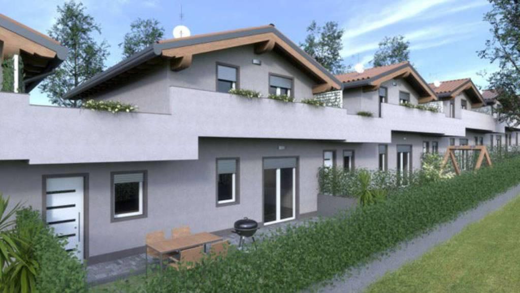 Villa in vendita a Cassina Rizzardi, 5 locali, prezzo € 300.000 | CambioCasa.it