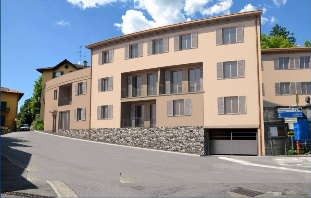 Attico / Mansarda in vendita a Tavernerio, 3 locali, prezzo € 225.000 | PortaleAgenzieImmobiliari.it