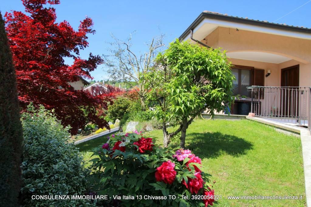 Villa in vendita strada Valle Garavaglia 2 Castiglione Torinese