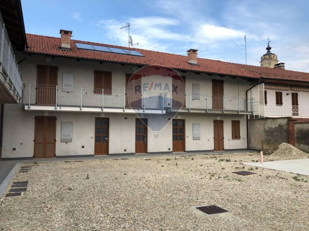 Foto 1 di Quadrilocale via Camposanto 10, Lombriasco