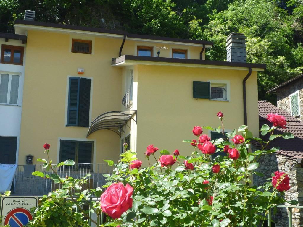 Villa 5 locali in vendita a Cosio Valtellino (SO)