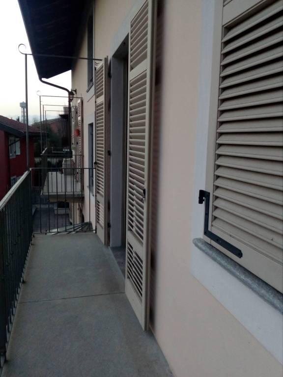 Foto 1 di Quadrilocale via Goito, Piobesi Torinese
