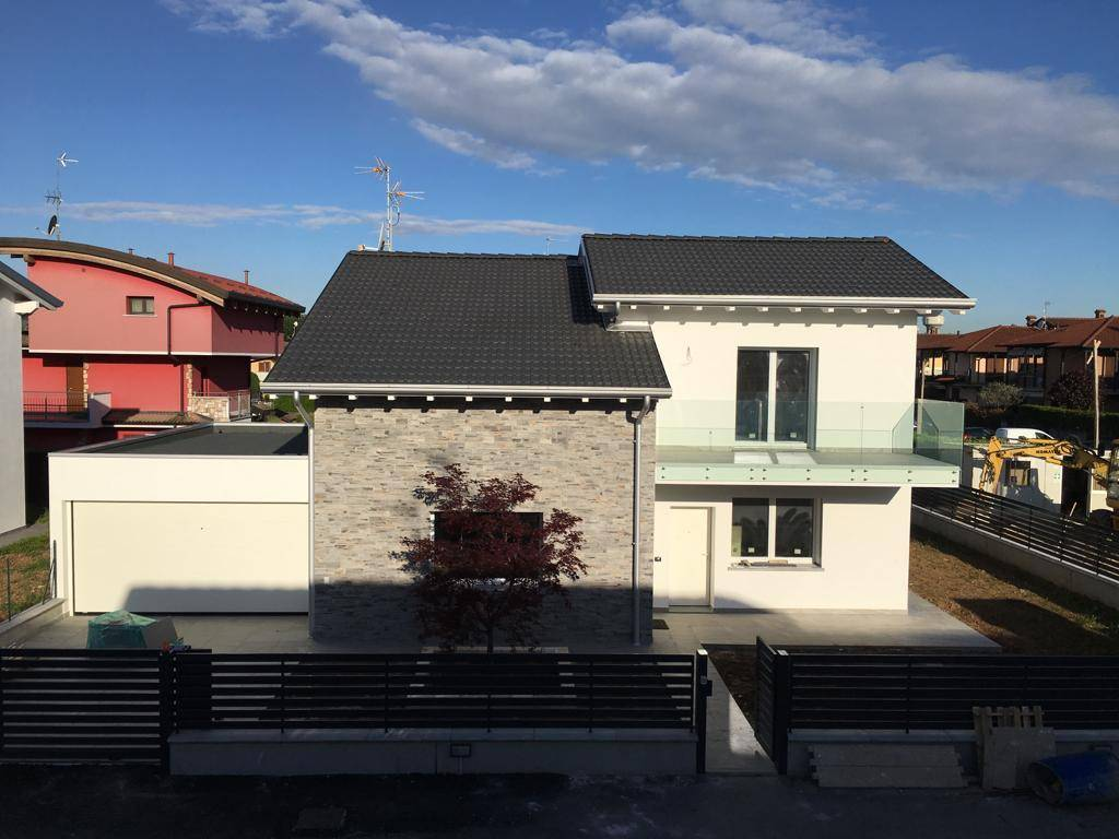 Villa in vendita a Verdello, 4 locali, prezzo € 340.000   PortaleAgenzieImmobiliari.it