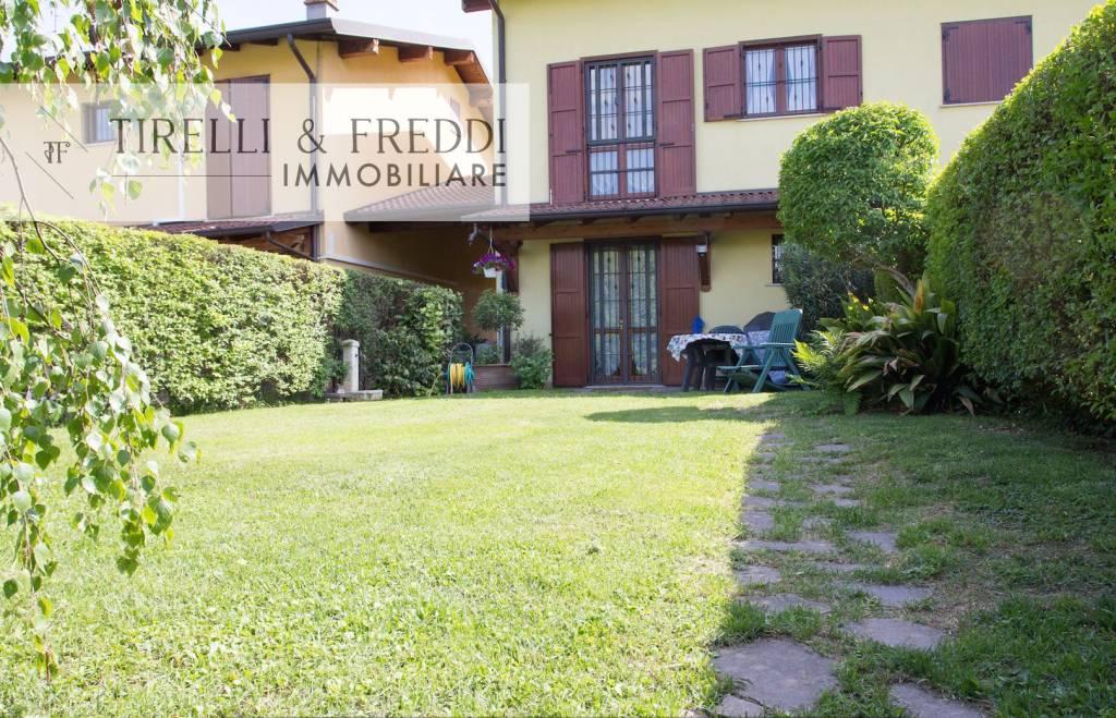 Villa a Schiera in vendita a Cellatica, 4 locali, prezzo € 339.000 | PortaleAgenzieImmobiliari.it