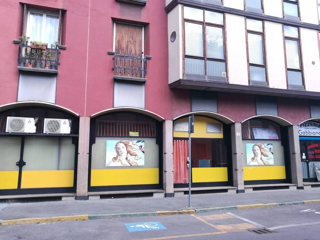 Negozio / Locale in affitto a Legnano, 3 locali, prezzo € 500 | PortaleAgenzieImmobiliari.it