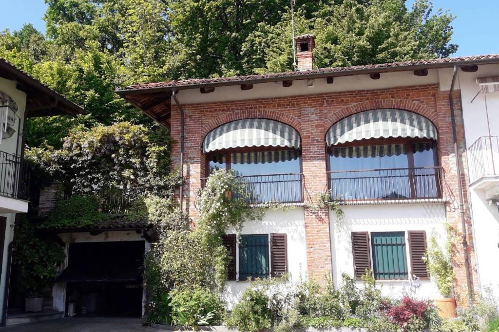 Foto 1 di Rustico / Casale via Giuseppe Garibaldi 224, Manta