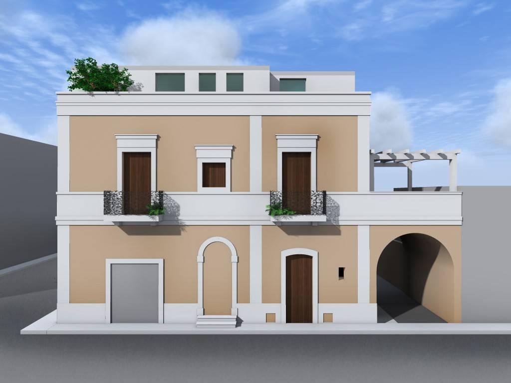 Stabile / Palazzo da ristrutturare in vendita Rif. 8609570