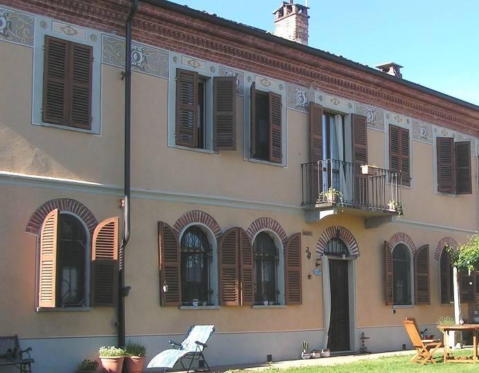 Foto 1 di Villa corso Umberto I 24, Alfiano Natta