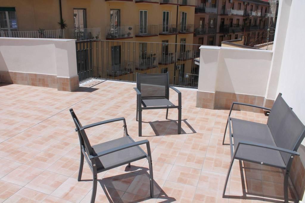Attico in Vendita a Catania Centro: 2 locali, 60 mq