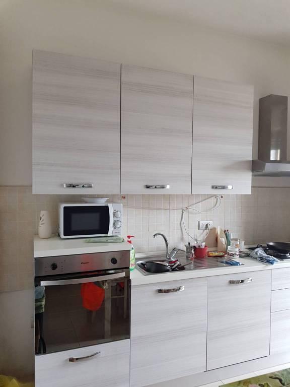 Appartamento in ottime condizioni parzialmente arredato in affitto Rif. 7893777