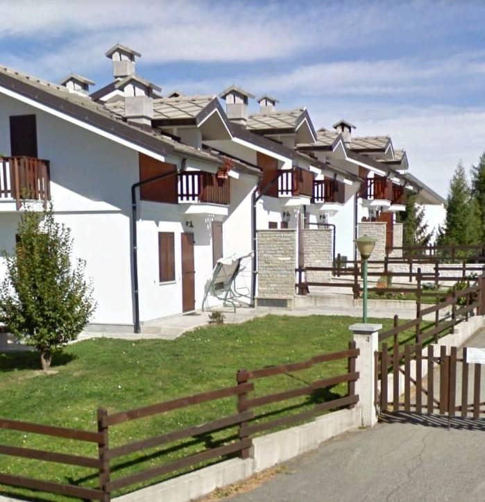 Foto 1 di Villetta a schiera via Pinerolo 4, frazione Montoso, Bagnolo Piemonte