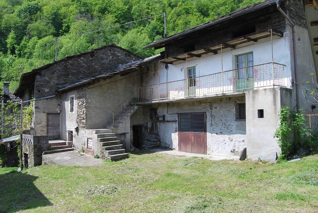 Foto 1 di Rustico / Casale Borgata Vivian, Inverso Pinasca
