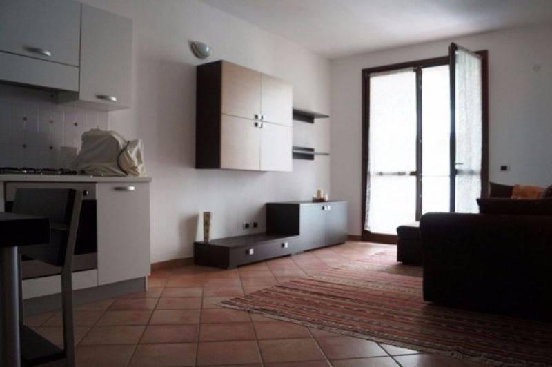 Appartamento in affitto a Sesto Calende, 2 locali, prezzo € 500 | CambioCasa.it