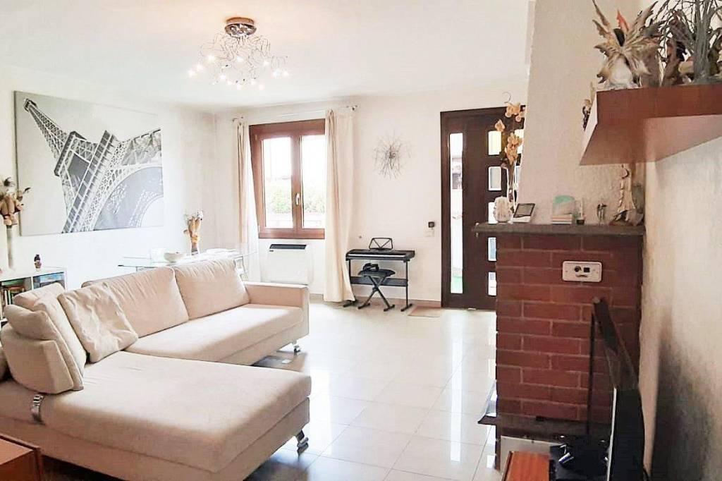 Villa in Vendita a Merlino Periferia: 4 locali, 120 mq