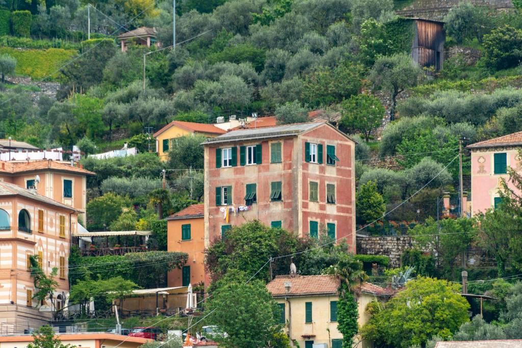 Foto 1 di Trilocale via Aurelia, frazione Ruta, Camogli