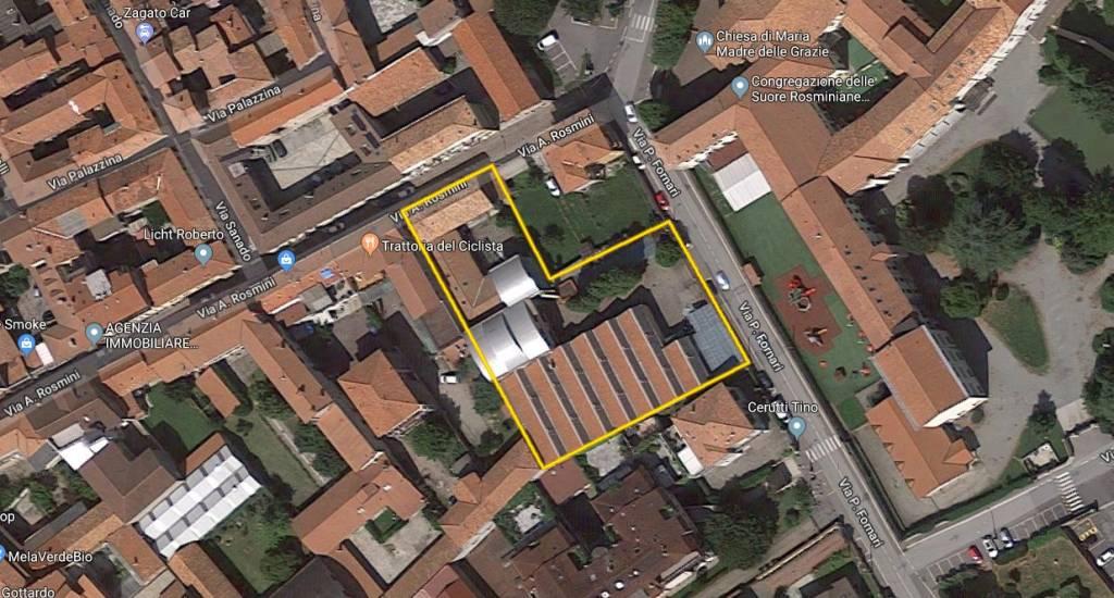 Capannone in vendita a Borgomanero, 6 locali, prezzo € 530.000 | CambioCasa.it