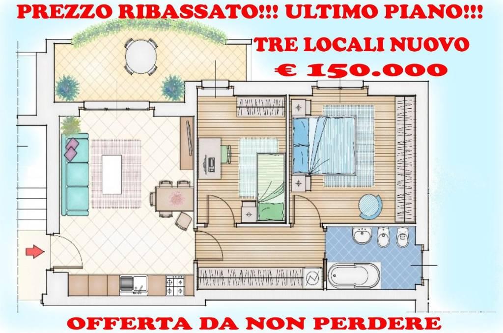 Appartamento in vendita Rif. 8910947