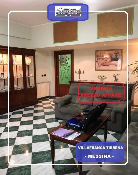 Appartamento in Vendita a Villafranca Tirrena Periferia: 3 locali, 105 mq