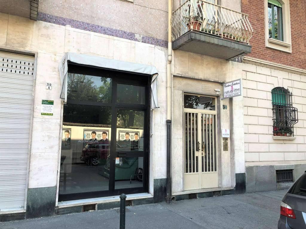 Negozio in affitto Zona Parella, Pozzo Strada - via Borgosesia 50 Torino