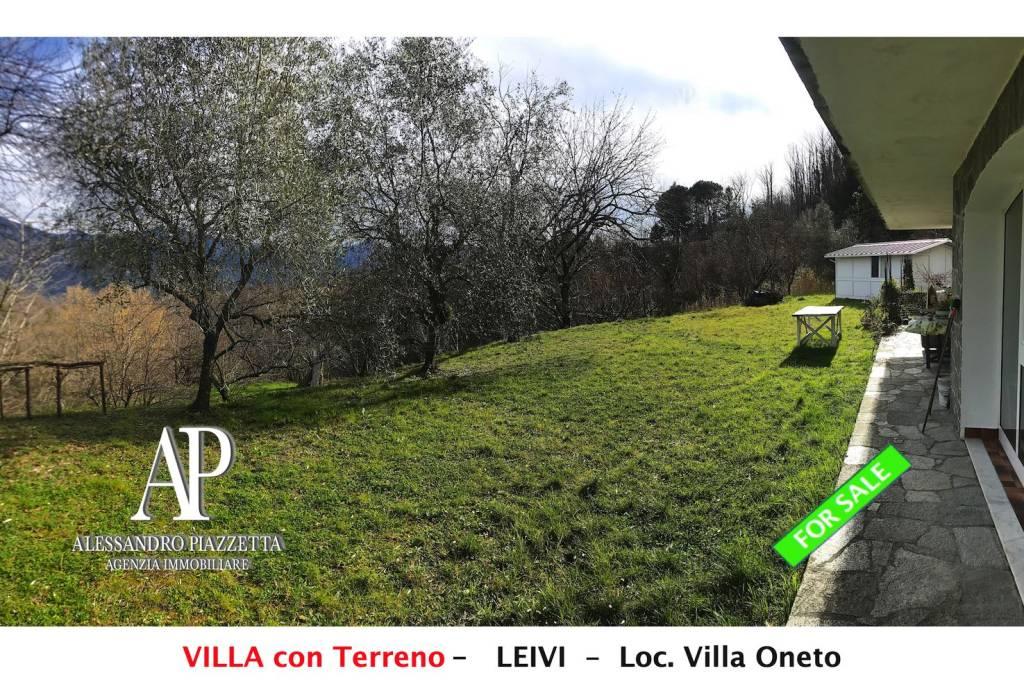 Foto 1 di Villa via Villa Oneto, frazione Villa Oneto, Leivi