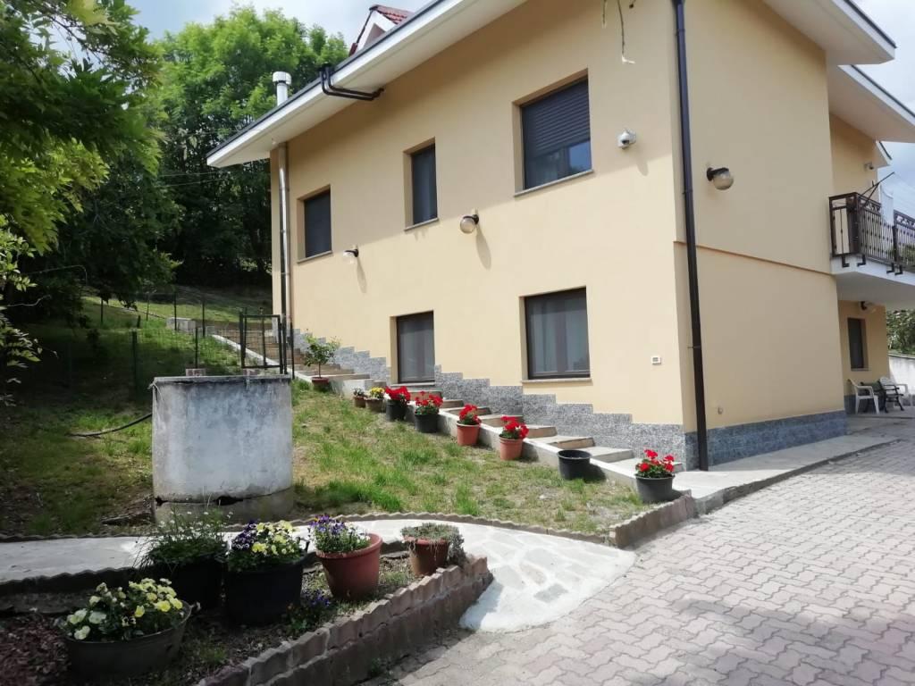 Foto 1 di Villa via Tetti Pesartori, Pavarolo