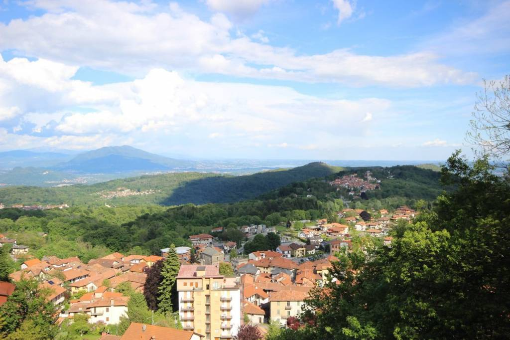 Bilocale panoramico Gignese