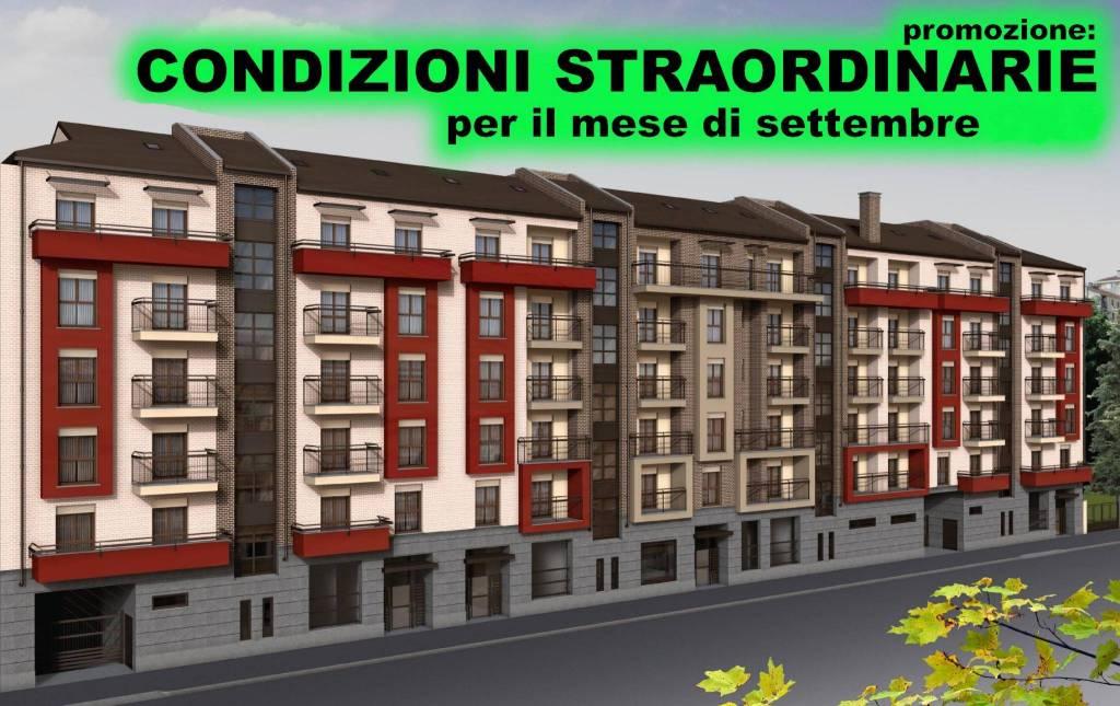 Foto 1 di Trilocale via Orbetello 147, Torino (zona Madonna di Campagna, Borgo Vittoria, Barriera di Lanzo)