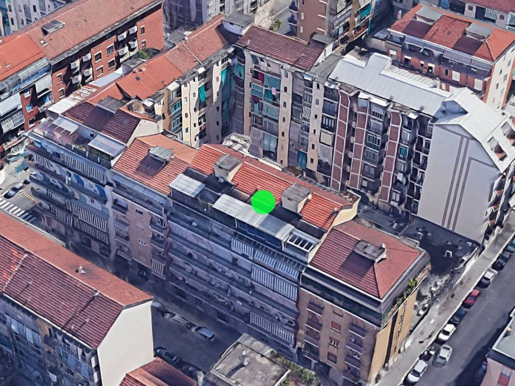 Attico / Mansarda in vendita a Torino, 3 locali, zona Zona: 15 . Pozzo Strada, Parella, prezzo € 98.000   CambioCasa.it