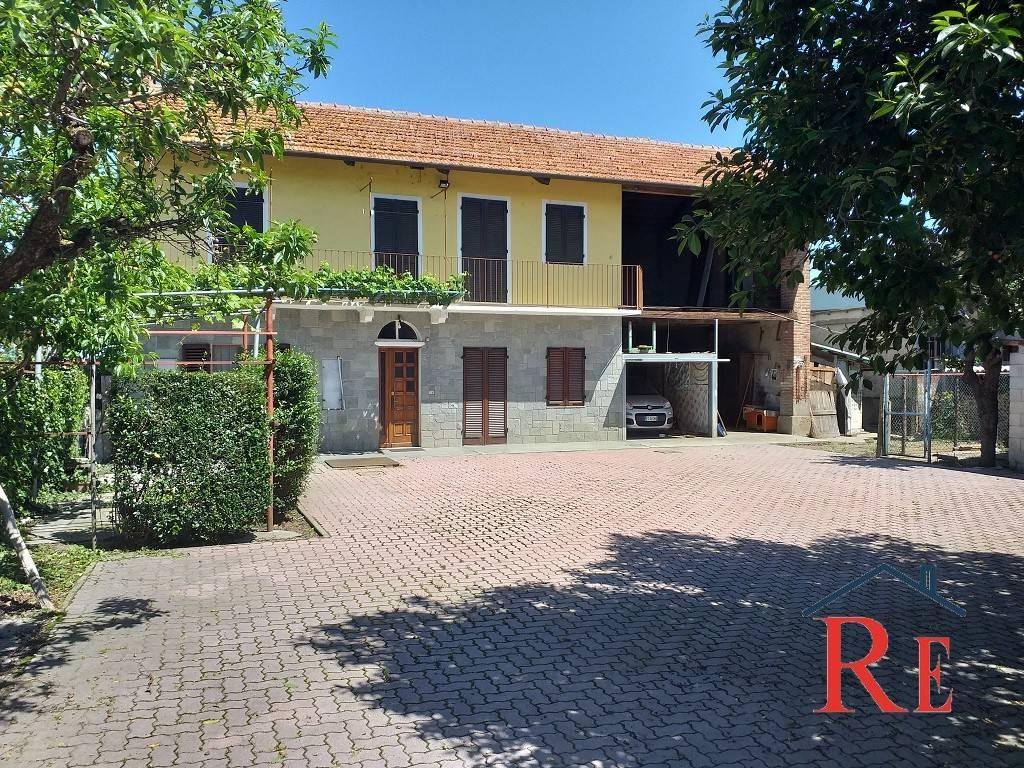 Foto 1 di Rustico / Casale via Casalgrasso, Polonghera