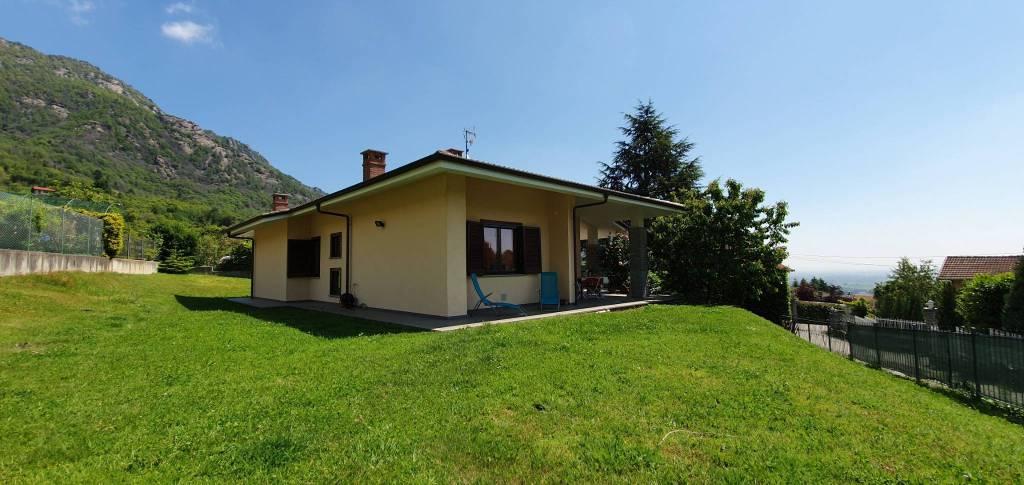 Foto 1 di Villa via san martino, Cantalupa