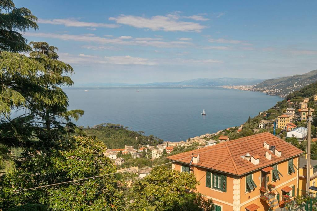Foto 1 di Appartamento via Aurelia 159, frazione Ruta, Camogli