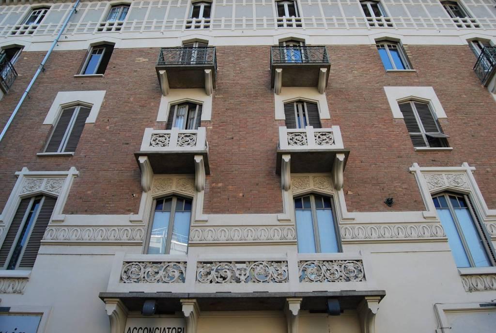 Foto 1 di Trilocale corso Francesco Ferrucci 2, Torino (zona Cit Turin, San Donato, Campidoglio)