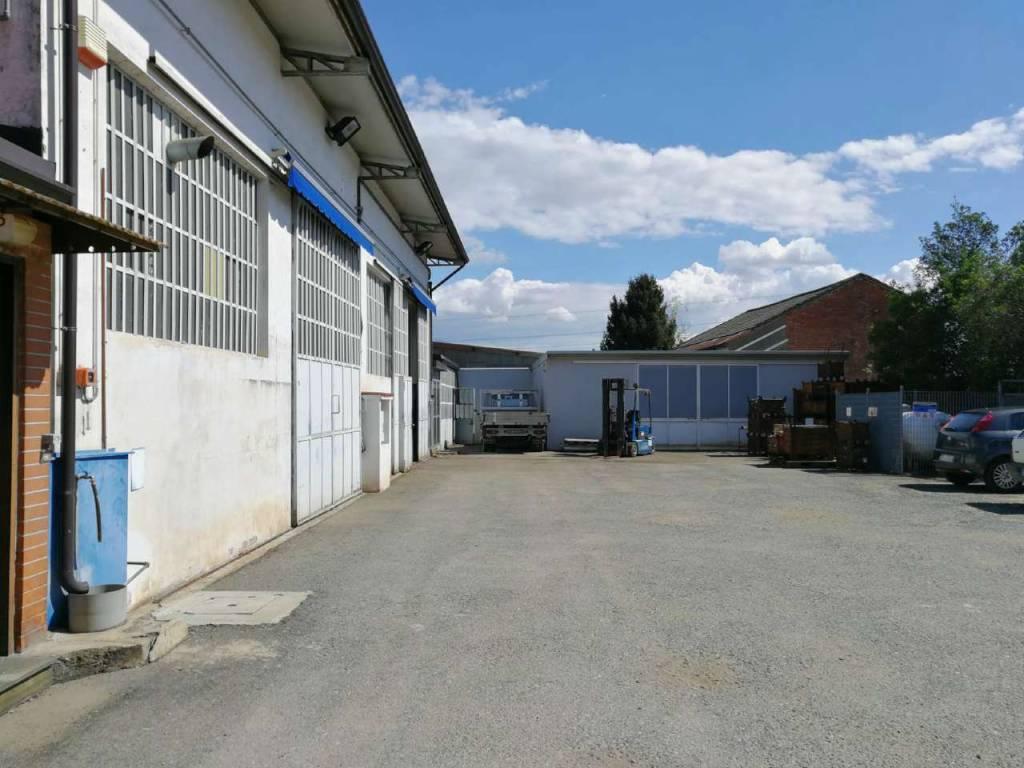Capannone in vendita a Volvera, 9999 locali, prezzo € 180.000 | PortaleAgenzieImmobiliari.it