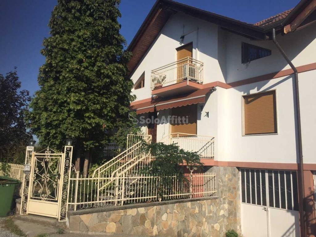 Foto 1 di Quadrilocale via Canonico Maffei, 149, San Maurizio Canavese