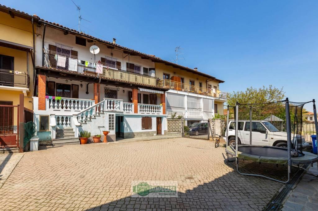 Foto 1 di Rustico / Casale via Giovanna Maia, Lauriano