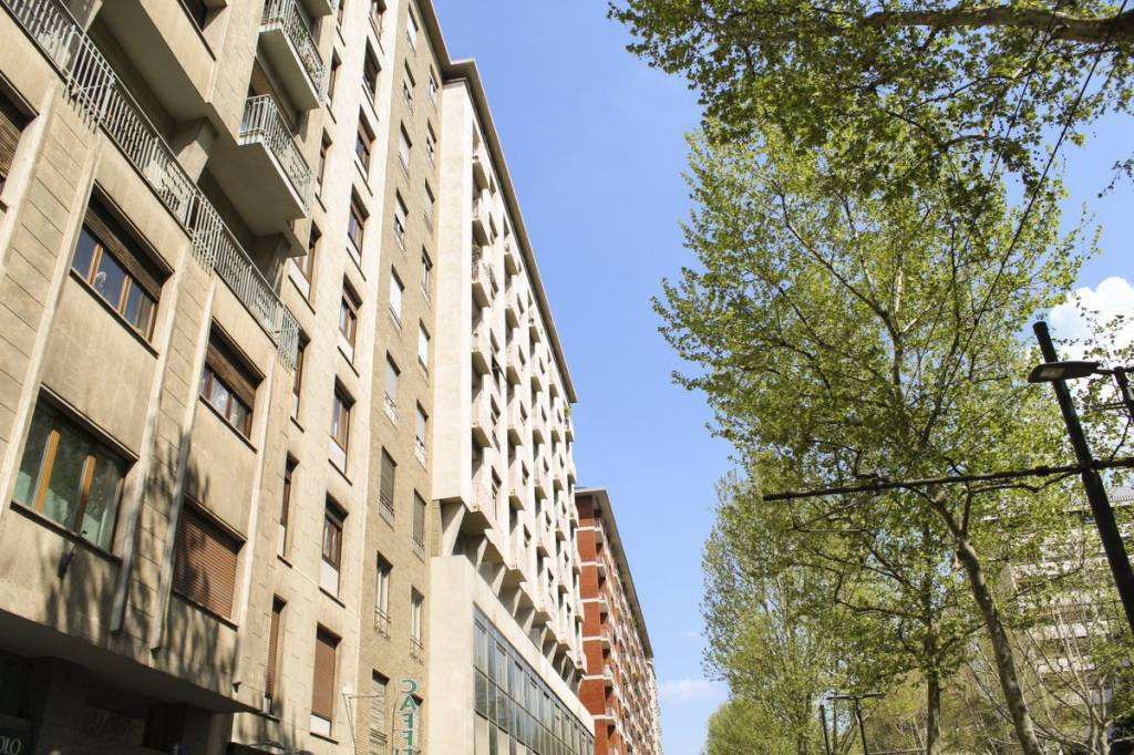 Foto 1 di Appartamento corso Filippo Turati, Torino (zona Crocetta, San Secondo)