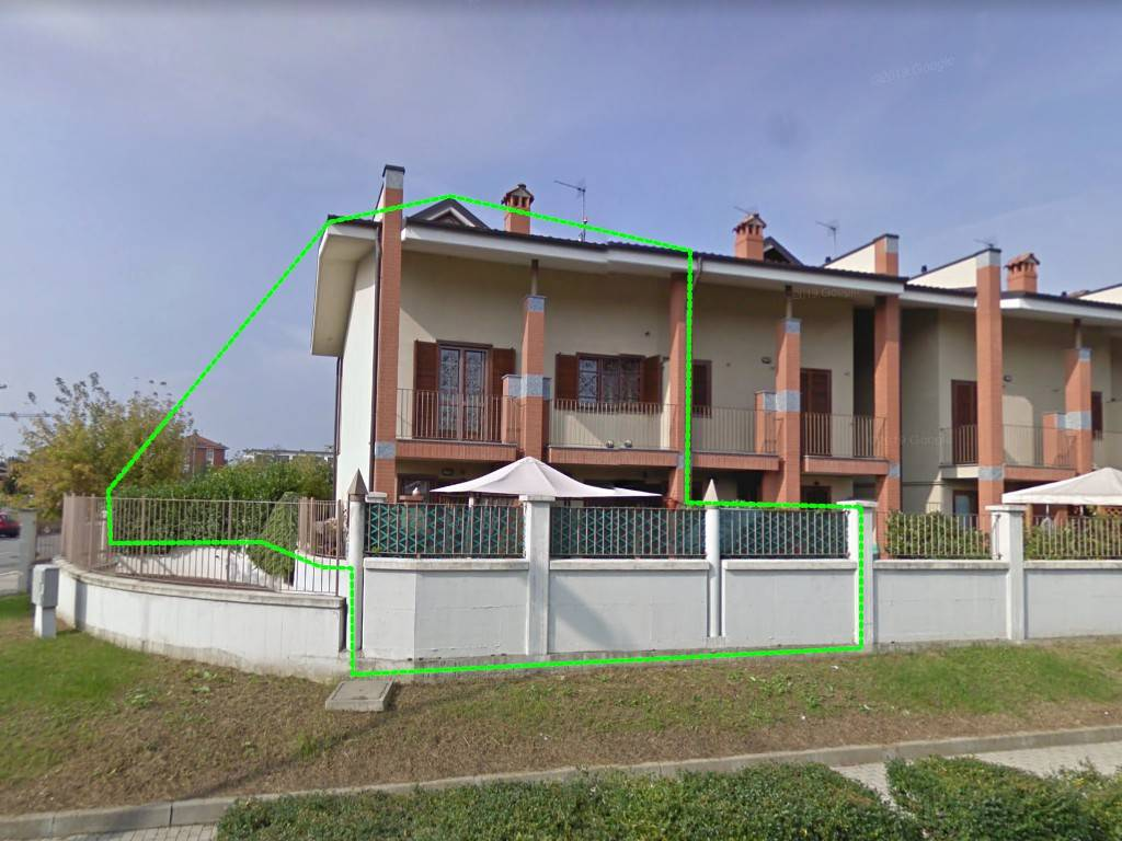 Villa a Schiera in vendita a Borgaro Torinese, 7 locali, prezzo € 250.000 | CambioCasa.it