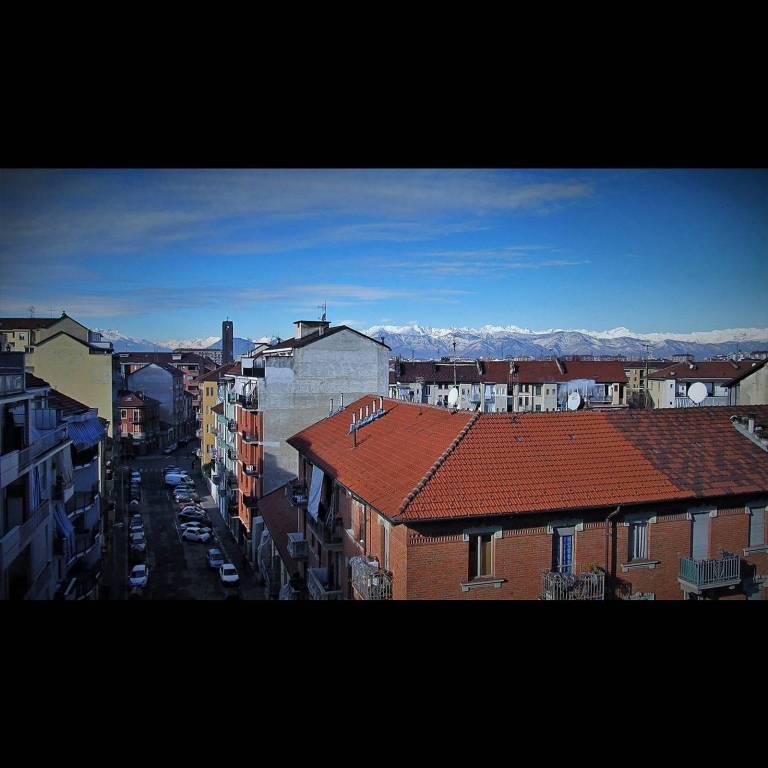 Foto 1 di Attico / Mansarda via Renato Martorelli 60, Torino (zona Barriera Milano, Falchera, Barca-Bertolla)