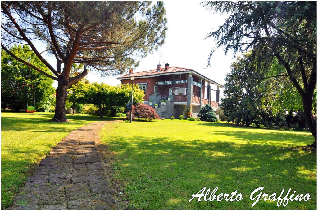 Foto 1 di Villa strada Nazionale 30, frazione Mastri, Bosconero