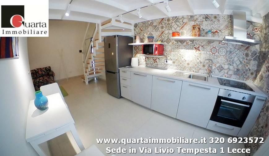 Appartamento in Affitto a Lecce Semicentro: 1 locali, 45 mq
