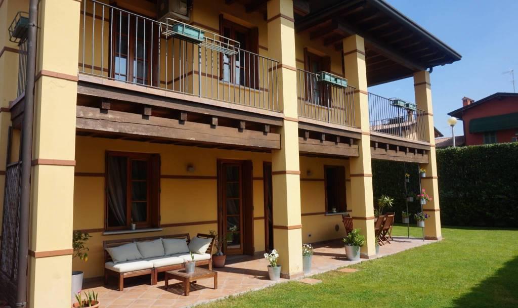 Villa in vendita a Capriano del Colle, 4 locali, prezzo € 227.000 | PortaleAgenzieImmobiliari.it