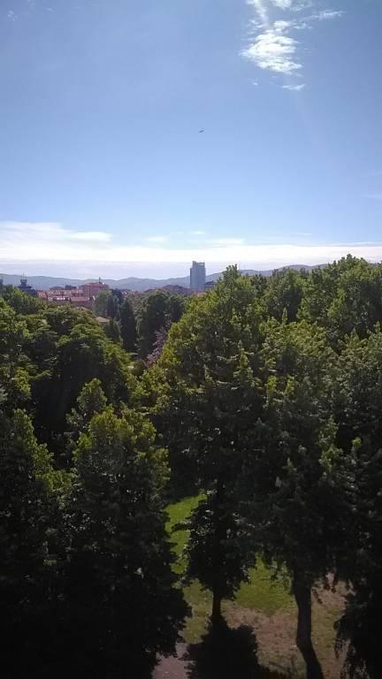 Foto 1 di Trilocale corso Monte Grappa 26, Torino (zona Parella, Pozzo Strada)