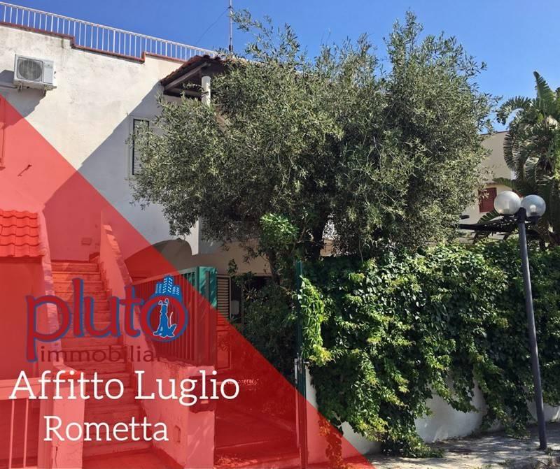 Appartamento in affitto a Rometta, 2 locali, prezzo € 1.500   CambioCasa.it