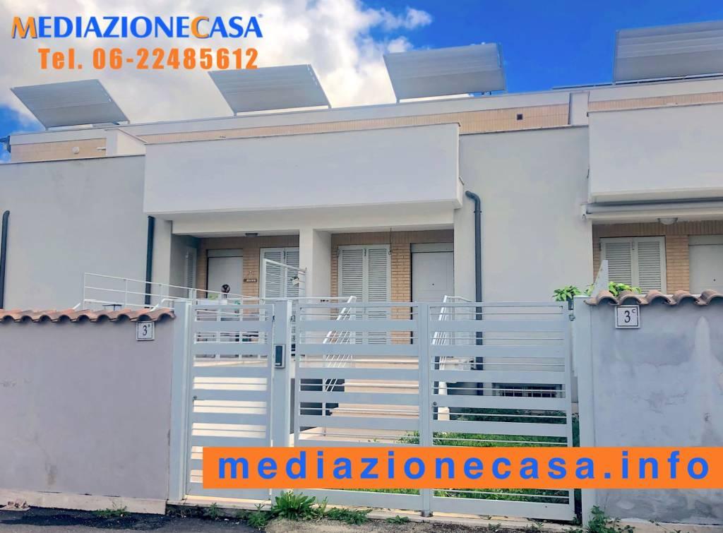 Villa a Schiera in vendita a Roma, 4 locali, zona Zona: 36 . Finocchio, Torre Gaia, Tor Vergata, Borghesiana, prezzo € 179.000 | CambioCasa.it