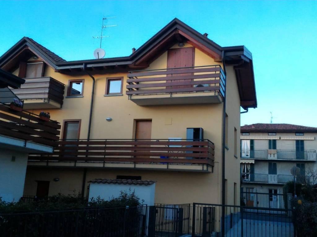 Appartamento in vendita via Madonna del Castello Almenno San Salvatore