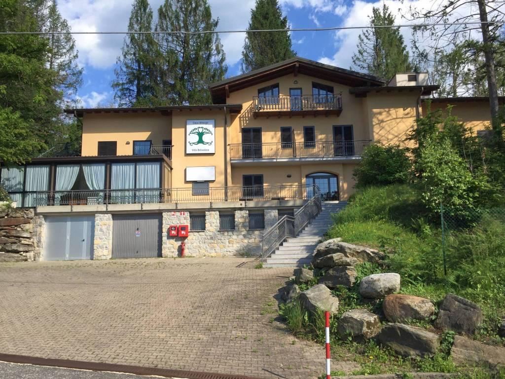 Albergo in affitto a Montegrino Valtravaglia, 6 locali, prezzo € 6.000 | CambioCasa.it