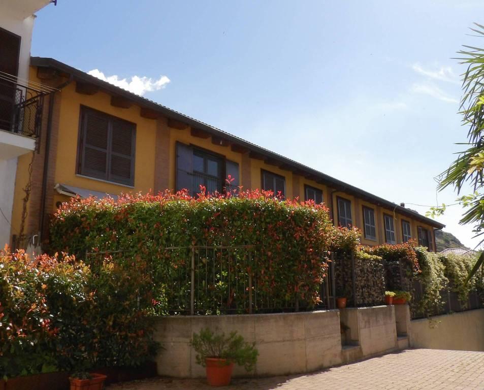 Foto 1 di Villetta a schiera vicolo Monte Grappa 6, Condove